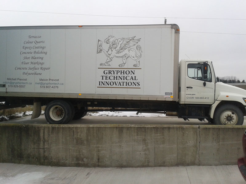 Gryphon Technical Innovations Truck