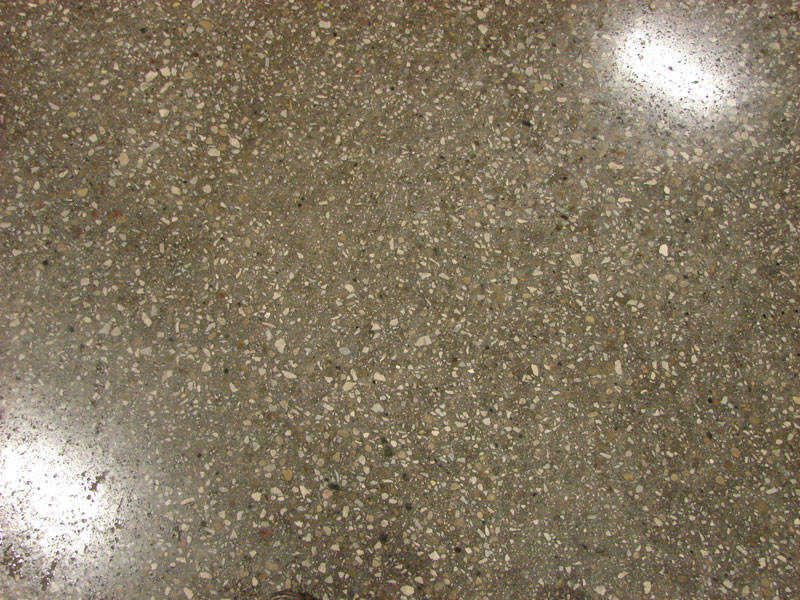 Concrete Polished Floor