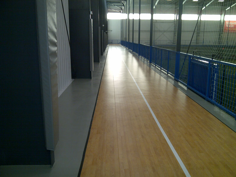 Indoor Soccer facility 4